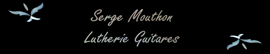 Mouthon Guitares